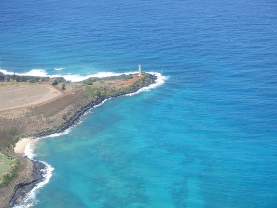 Luhu'e lighthouse?