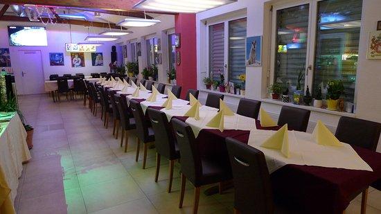 Restaurant Lachmatt: Bankett-Event in Vorbereitung!