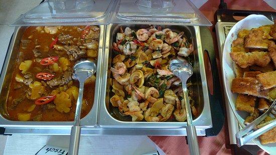 Diverse Events-Buffet im Restaurant Lachmatt!