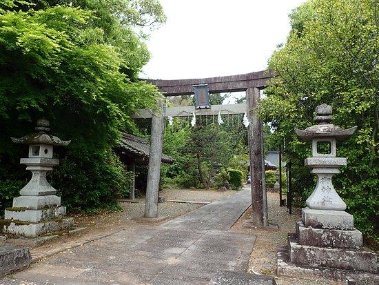 Yagi Castle Trace