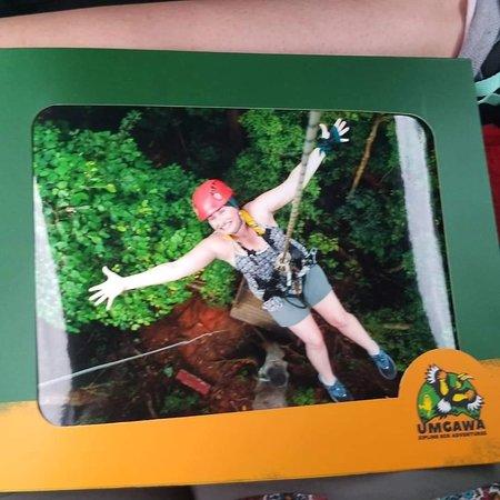 Fun time ziplining in Langkawi