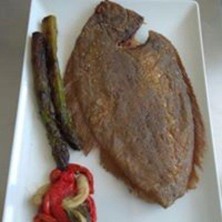Roquetes, สเปน: plat de menu