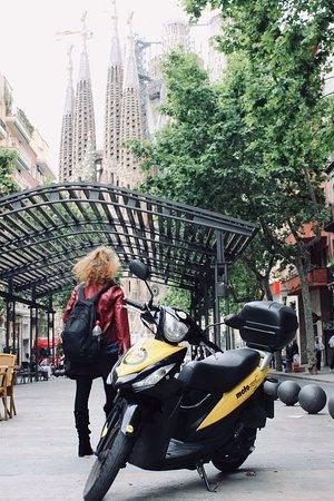 Moto-Rent: Barcelona