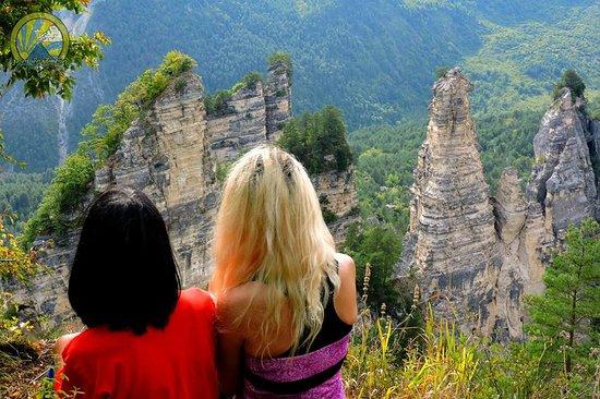 Область Рача-Лечхуми и Квемо-Сванети, Грузия: Let's visit one of the most beautiful regions of Georgia in Lechkhumi