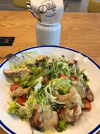 Amazing Chicken Salad in The Daily