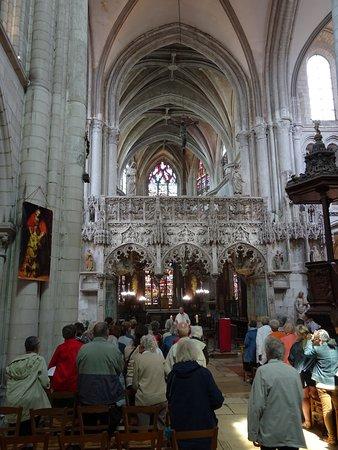 De kerk mag zich nog in tal van kerkgangers verheugen