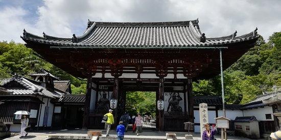 Ishiyama-dera Temple Todaimon