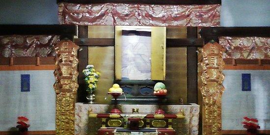 Ishiyama-dera Temple Rennyodo