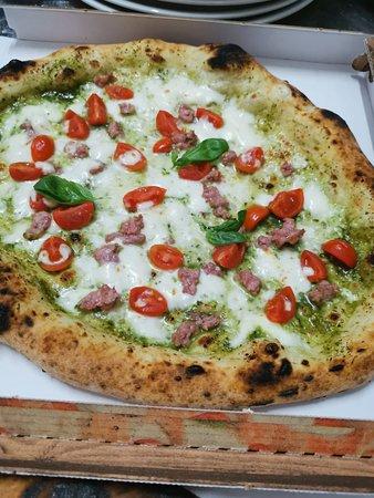 Pizzeria DAVINCI: La davinci scomposto
