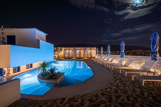 Athens, Greece: Night view