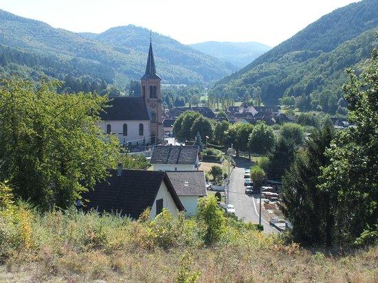 Soultzbach-les-Bains, ฝรั่งเศส: Soultzbach les bains