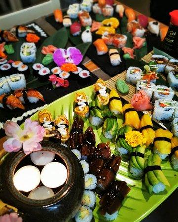 Subarashi Sushi variado