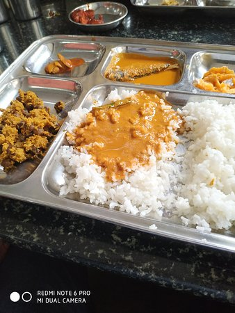 Fish Curry Meals