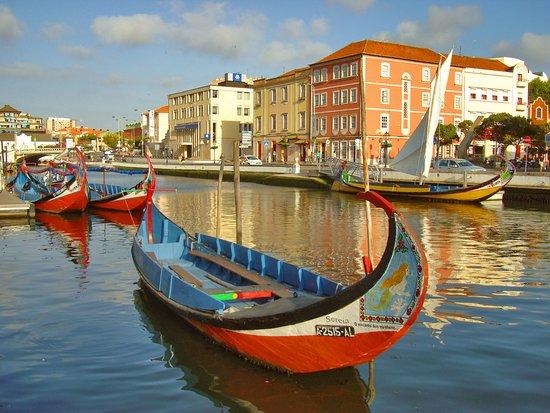 Aveiro, the Venice of Portugal