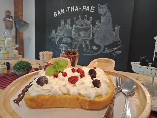 Ban Tha Pae Cafe: ทุกบรรยากาศ เติมเต็มที่สิ่งขาดหาย