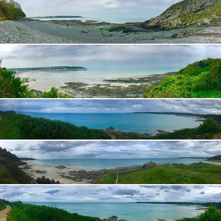 Landscapes on GR 34