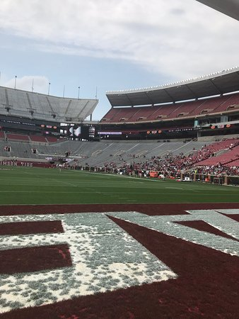 Bryant Denny Stadium Tuscaloosa Updated 2019 All You Need To