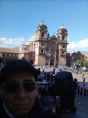 Kusko, Peru: Plaza de armas
