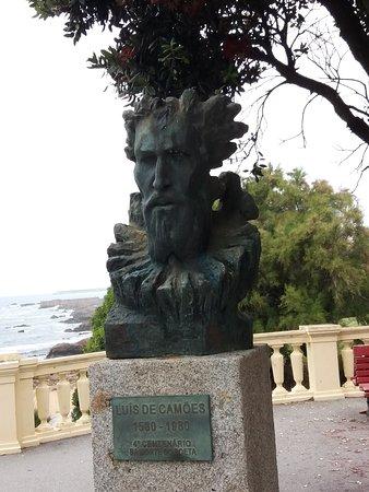 Monumento a Luis de Camoes