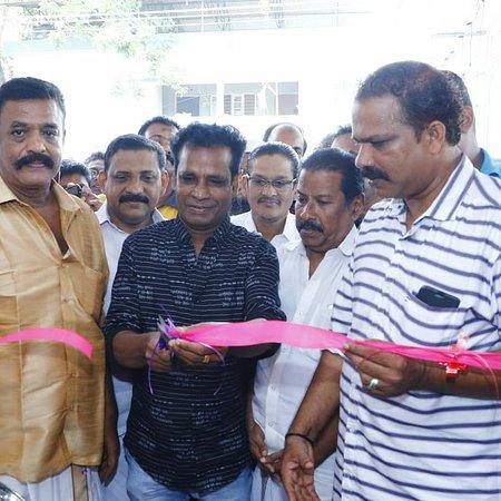 Changanacherry, Indie: Inaugurated by kottayam naseer