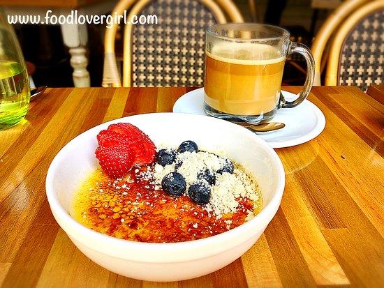Halo Bistro Cafe: Dessert