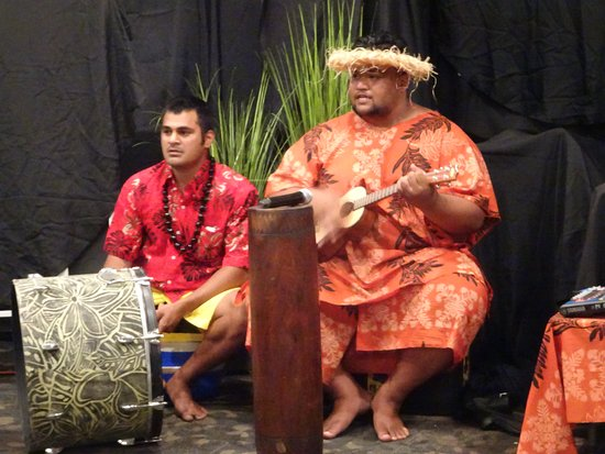 Polynesian Fire Luau and Dinner Show Ticket in Myrtle Beach: Pre-show