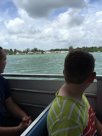 Paradise Boat Tours: Lovely view