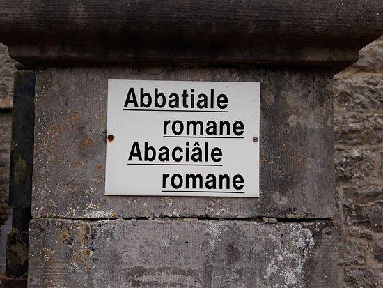 Eglise Abbatiale d'Hastiere: Abbatiale st-Pierre