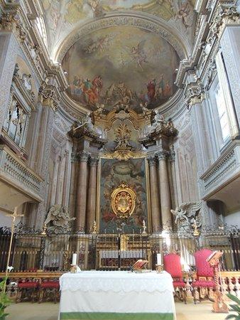 O Altar Mor