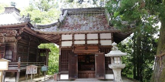 Ishiyama-dera Temple Kannondo