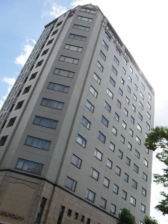 Sotetsu Grand Fresa Hiroshima: ホテル外観