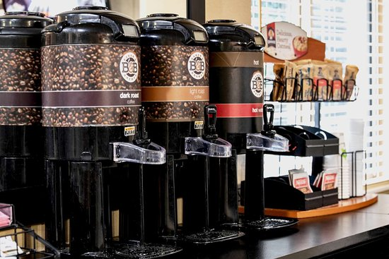 Hanover Park, IL: Coffee Station