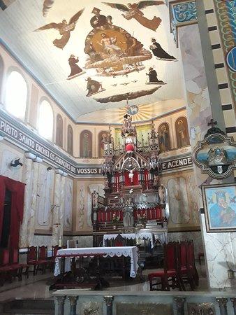 Igreja Matriz do Divino Espirito Santo de Itapolis