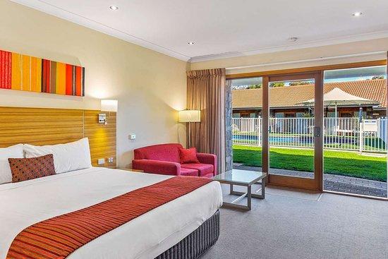 Julie-Anna Inn, Bendigo: Well-equipped guest room