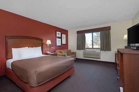 AmericInn by Wyndham Park Rapids: Guest room