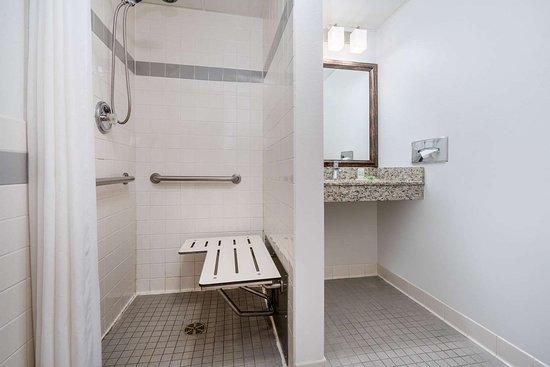 AmericInn by Wyndham Park Rapids: Guest room bath
