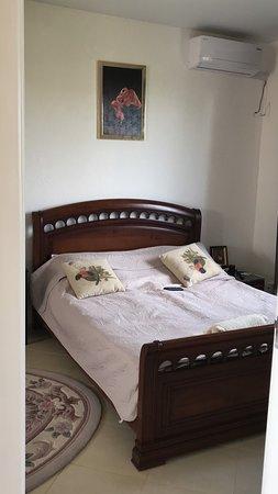 Zatoka, Ukraine: В одной комнате двуспальная кровать