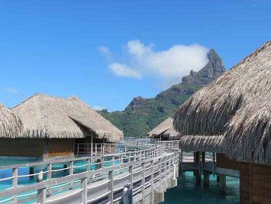 Bora Bora, Polinesia Francesa: Des vacances inoubliables à l'Intercontinental Thalasso and Spa
