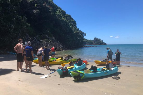 Pedal and Paddle Whangamata