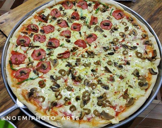 Daule, Ekwador: Piu Pizza
