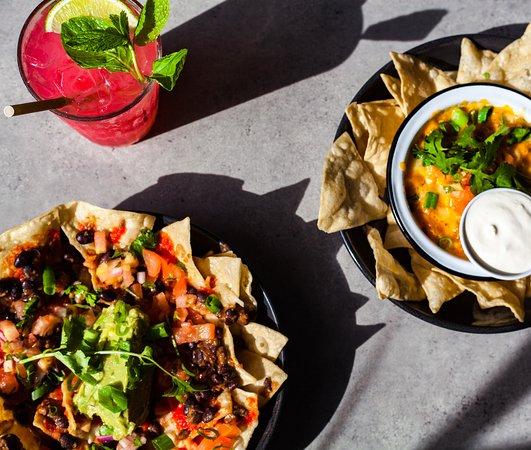 Chilli Bowl & Vegan Nachos