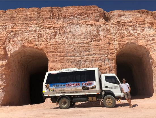 Coober Pedy, Australia: Exploring the opal fields on the tour