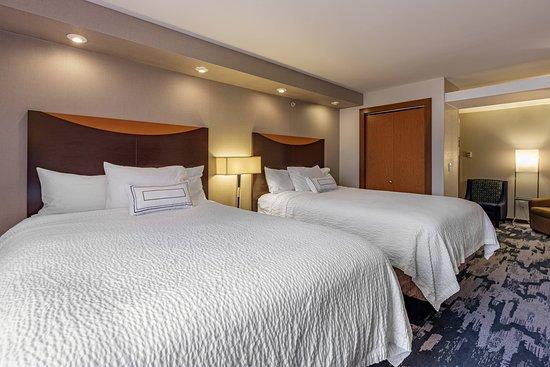 Fairfield Inn & Suites by Marriott Texarkana, Texas: Suite