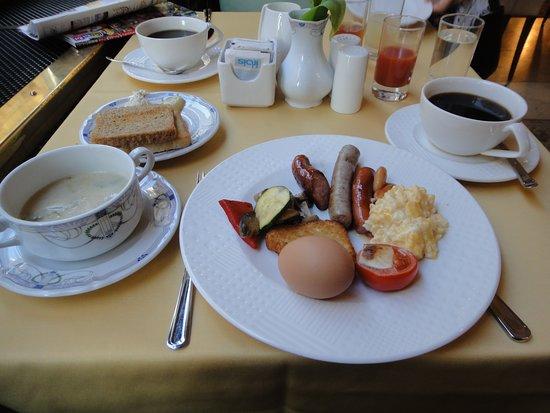Sarah Bernhardt Restaurant: 料理も美味しかったです