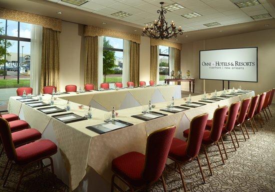 Omni Riverfront Hotel: Meeting room