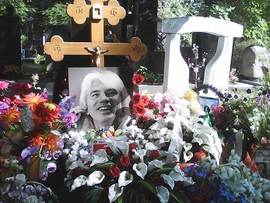 Novodevichye Cemetery