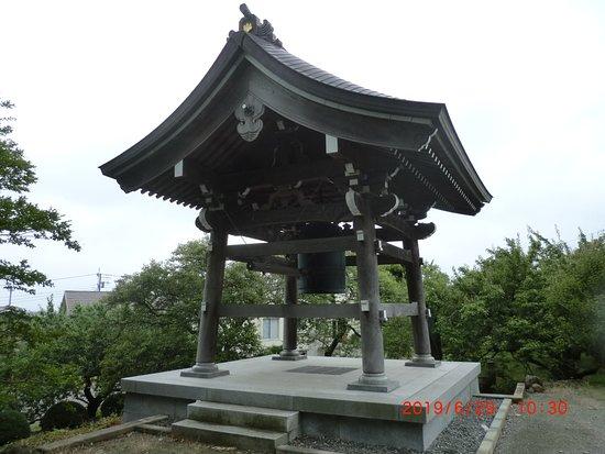 Zuiun-ji Temple: 鐘撞堂