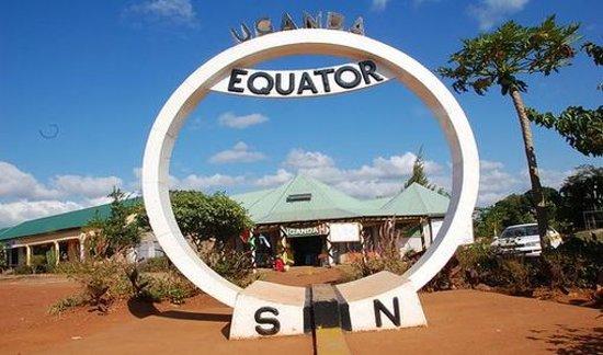 Masaka, Uganda: uganda Equator