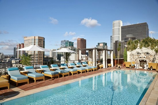 Los Angeles Hotels Hotels  Size In Centimeters