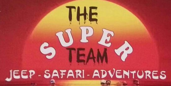 The Super Team 4x4 Adventures